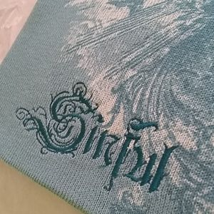 Sinful Accessories - New Sinful graphic logo beanie